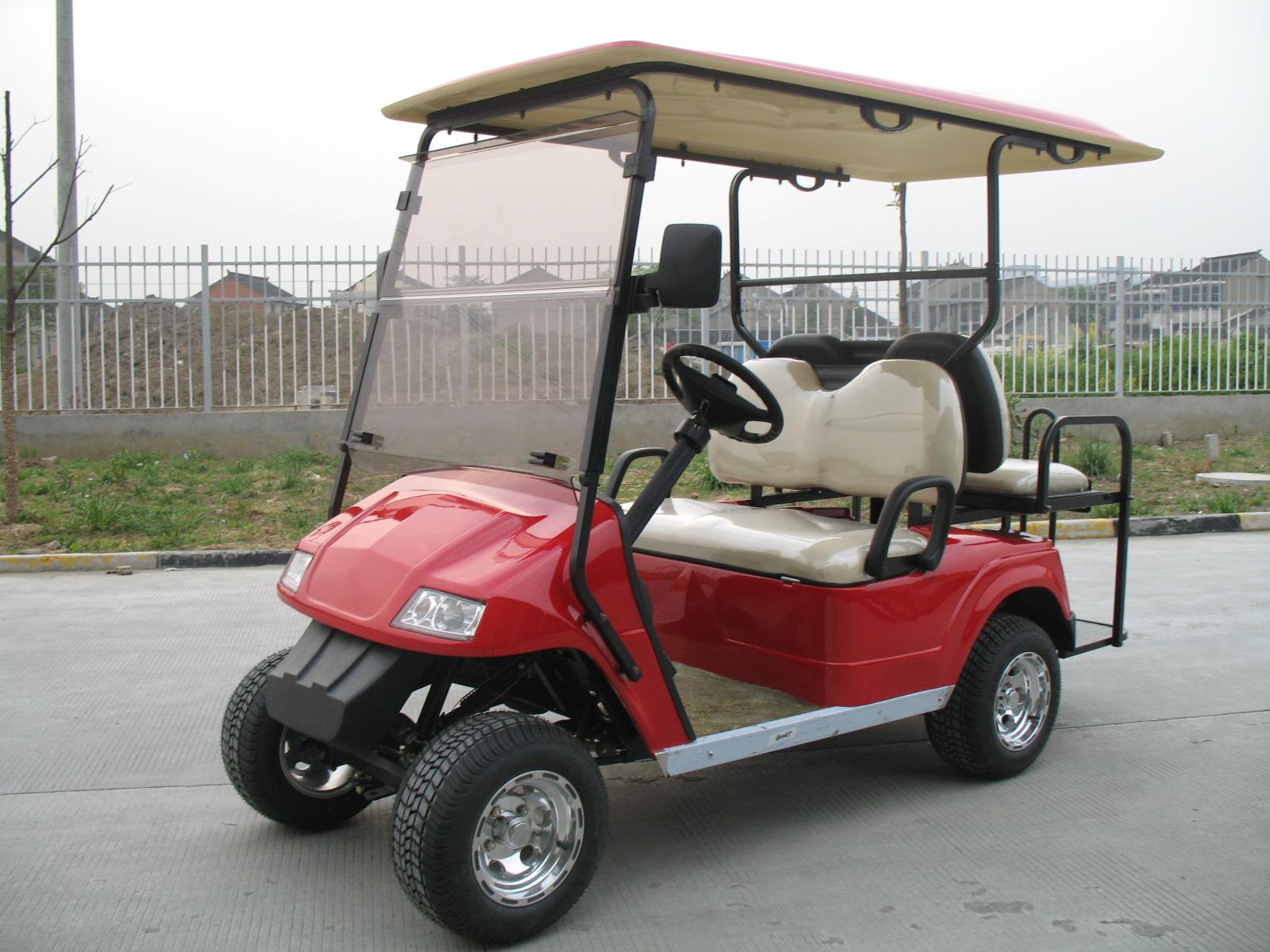 益高高尔夫球车