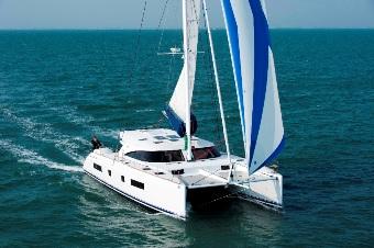 双体帆船 NAUTITECH 542