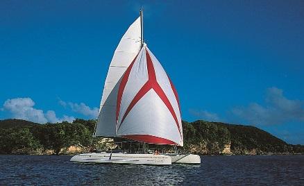 双体帆船 NAUTITECH 远洋航海家